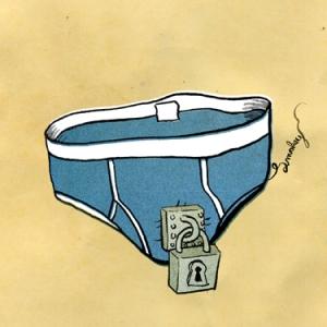 chastity underwear