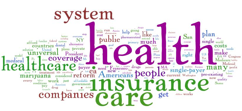 health care reform in shifting the focus from a disease oriented health care system toward one of we Non-profit health-oriented groups the health reform law and preventative care how the health reform law will help proven community disease.