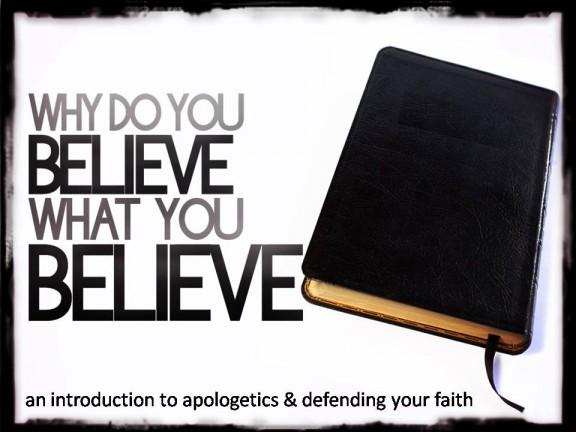 apologetics | nickloyd.com