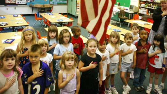 school-not-forcing-kids-to-say-the-pledge-of-allegiance